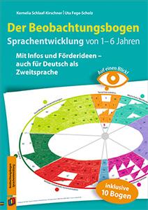 Beobachtungsbogen Sprachentwicklung
